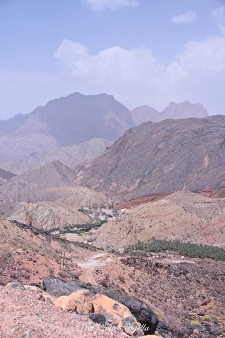 the view hail al shas oman
