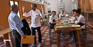 Win 1 of 10 Double Passes to See Michelin Chef Documentary Theatre of Life!