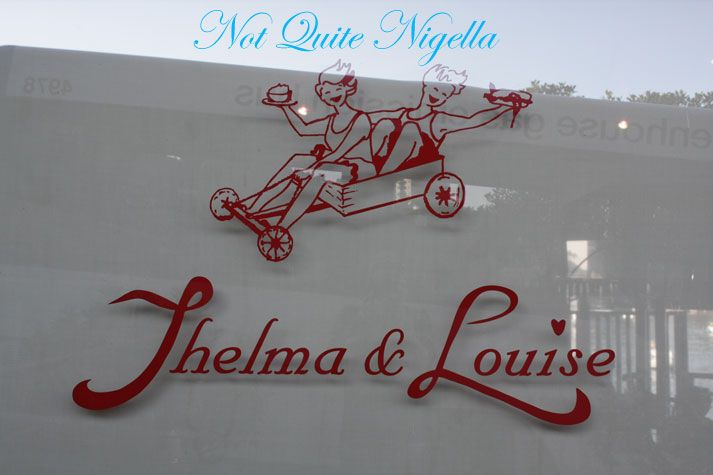 Thelma and Louise Waterfront Cafe, Neutral Bay