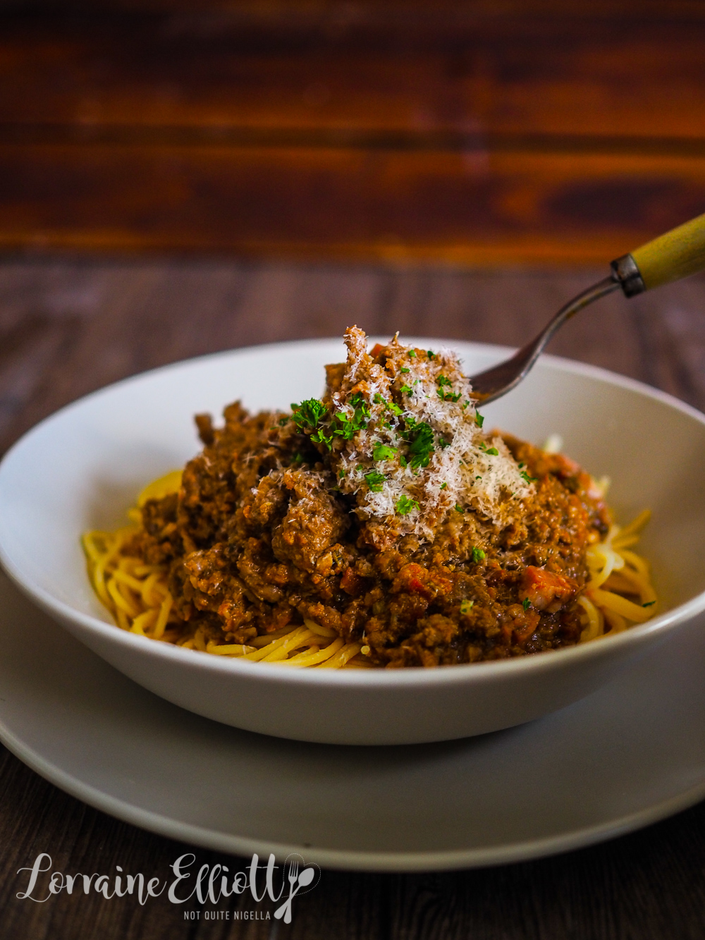 Thermomix Bolognese Sauce