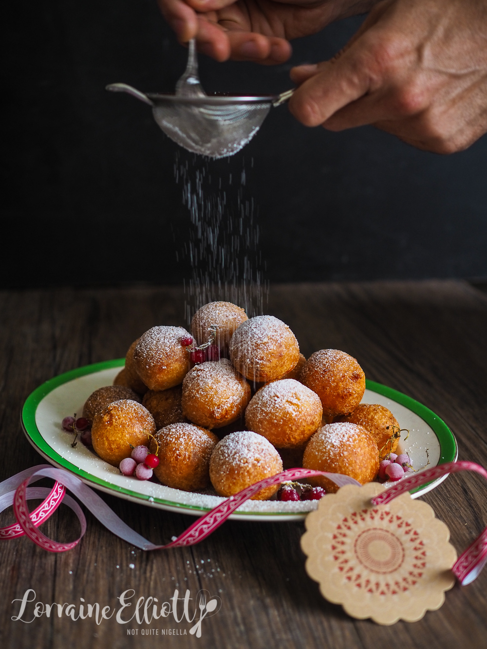 Thermomix Colombian Buñuelos Donuts