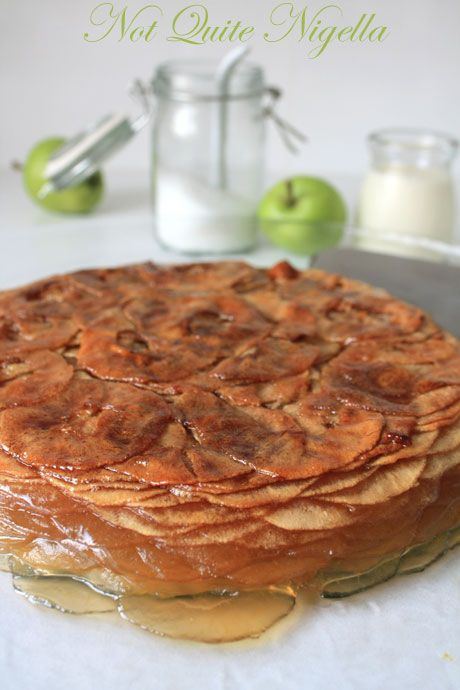 thousand layer apple cake 4