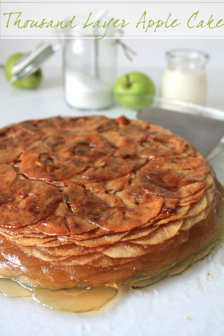 thousand layer apple cake 3