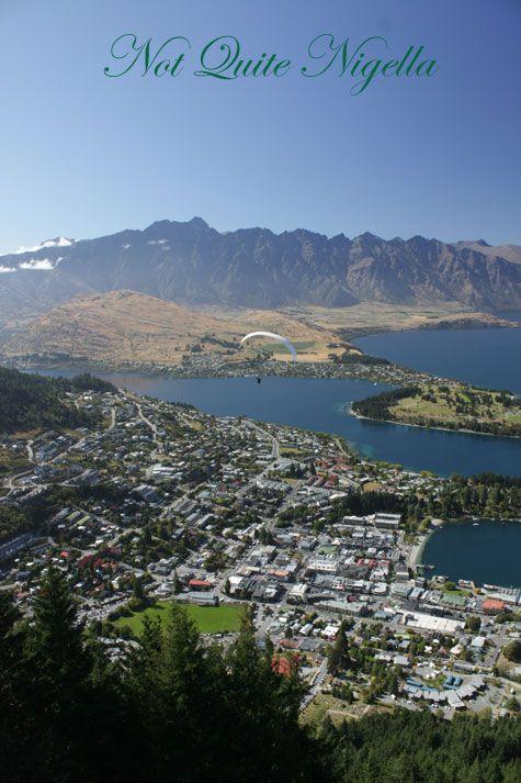 Threesixty degrees Restaurant, Queenstown, New Zealand