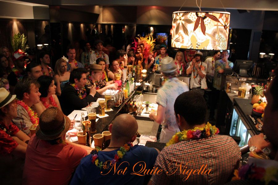 Tiki Party at Rambutan for Appleton Estate Rum