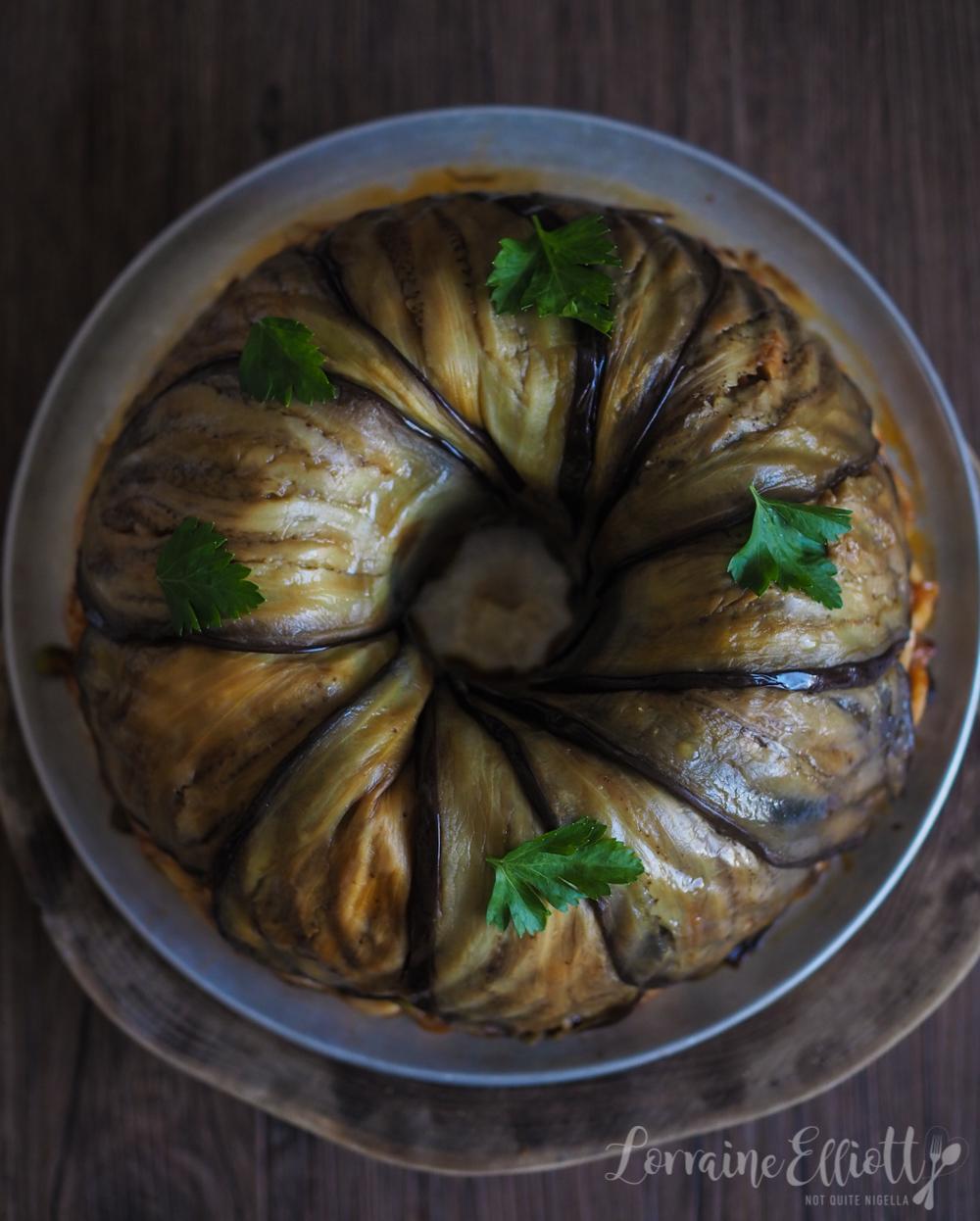 Timpano Timballo di Pasta Bake Cake