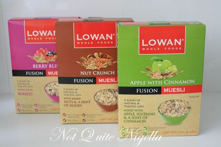 lowan cereal