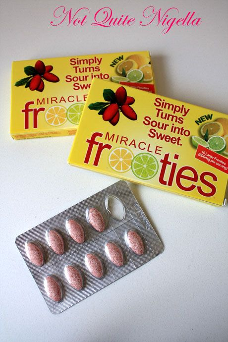 miracle frooties