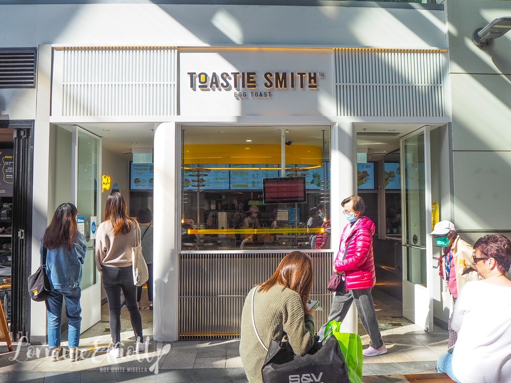 Toastie Smith, Chatswood