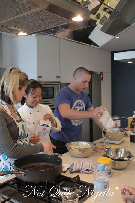 tofusion cooking class