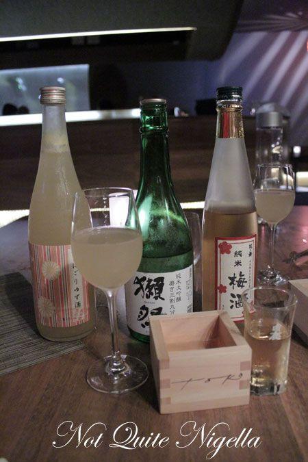tokonoma, surry hills, sydney, sake