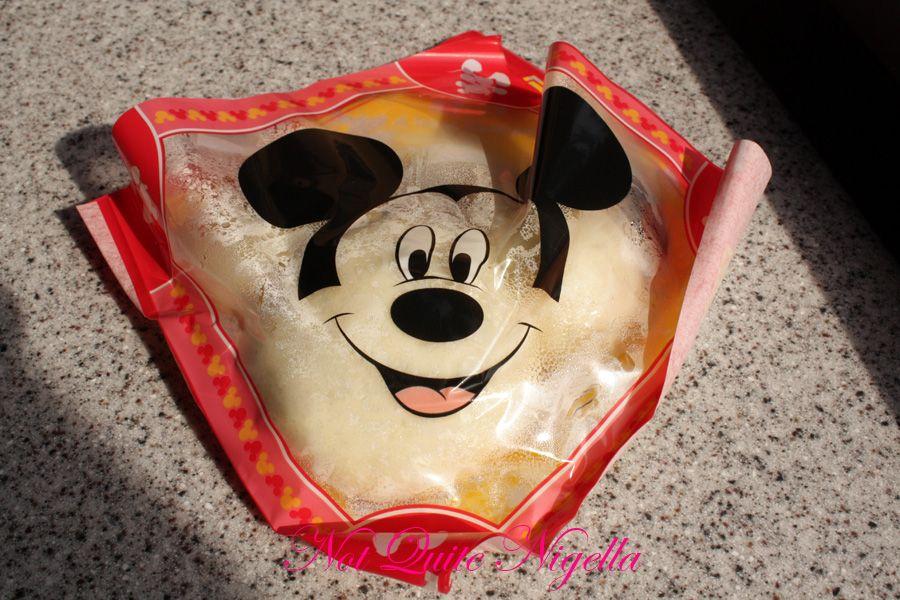 Tokyo Disneyland Pork Bun
