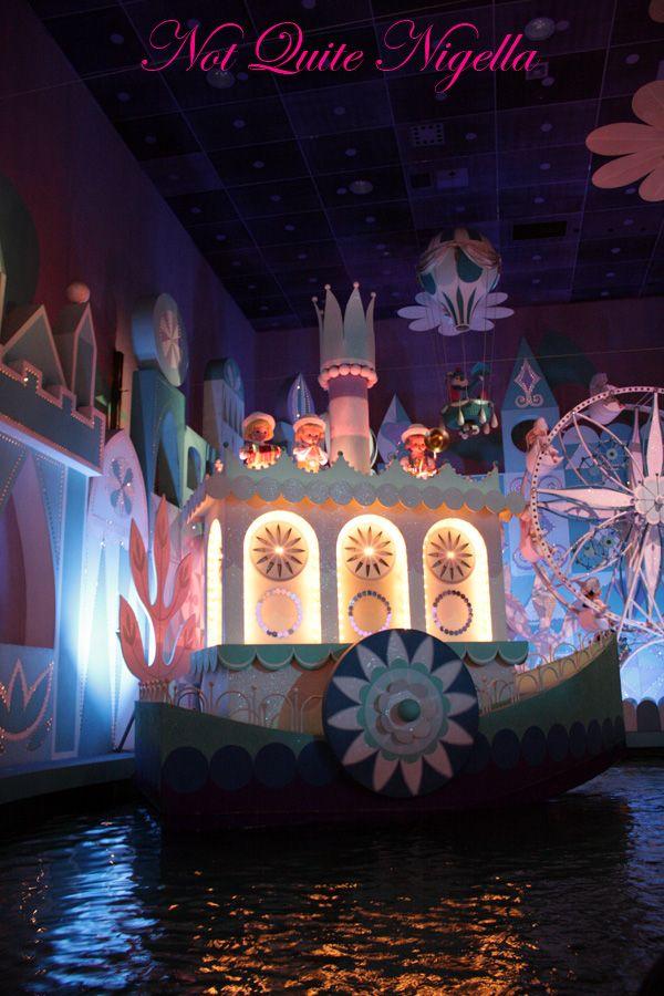 Tokyo Disneyland it\'s a small world