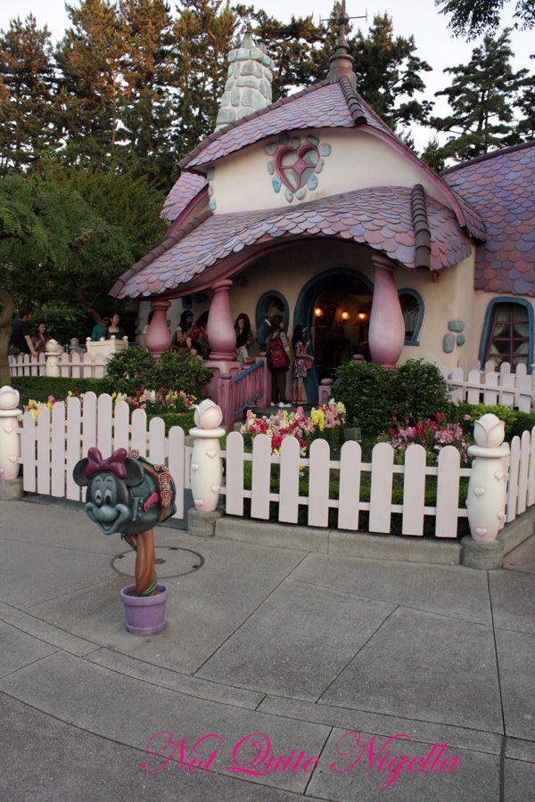 Tokyo Disneyland Minnies house