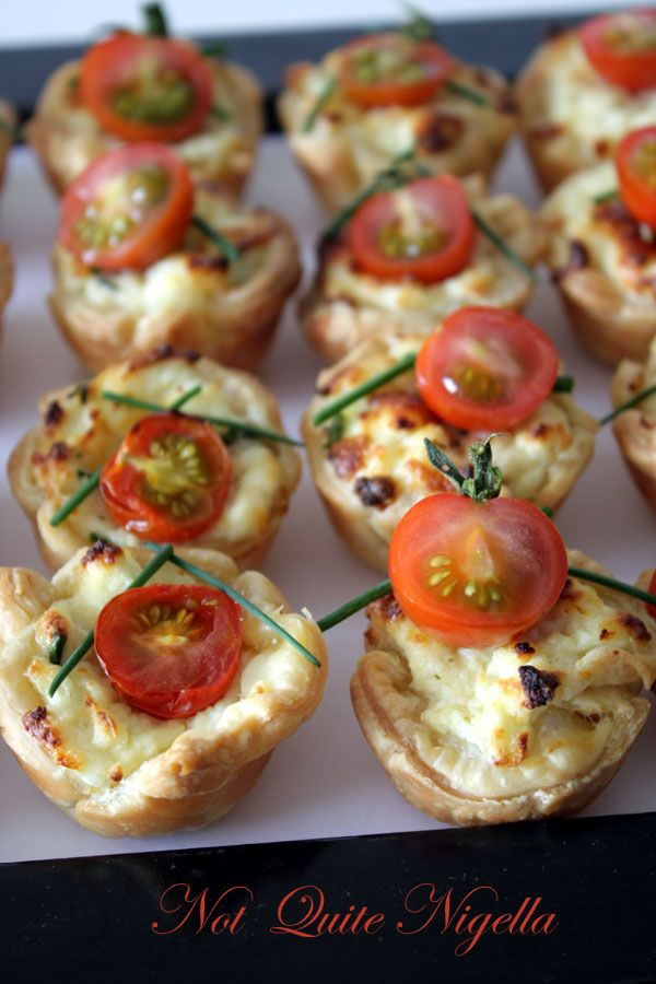 Top 5 Canapes For Cocktail Parties