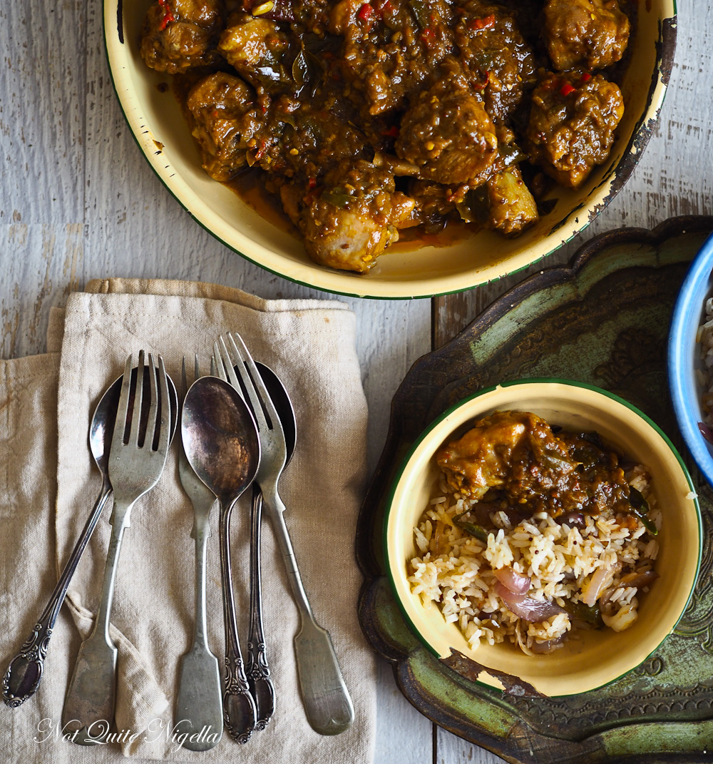 Top 5 Chicken Curries