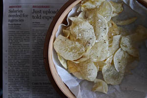 Top 5 Healthy Chips or Fries!