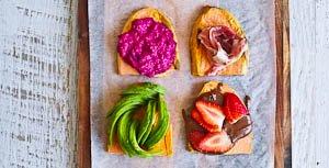 Top 5 Healthy Savoury Snacks!
