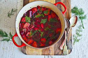 Top 5 Healthy Soups!