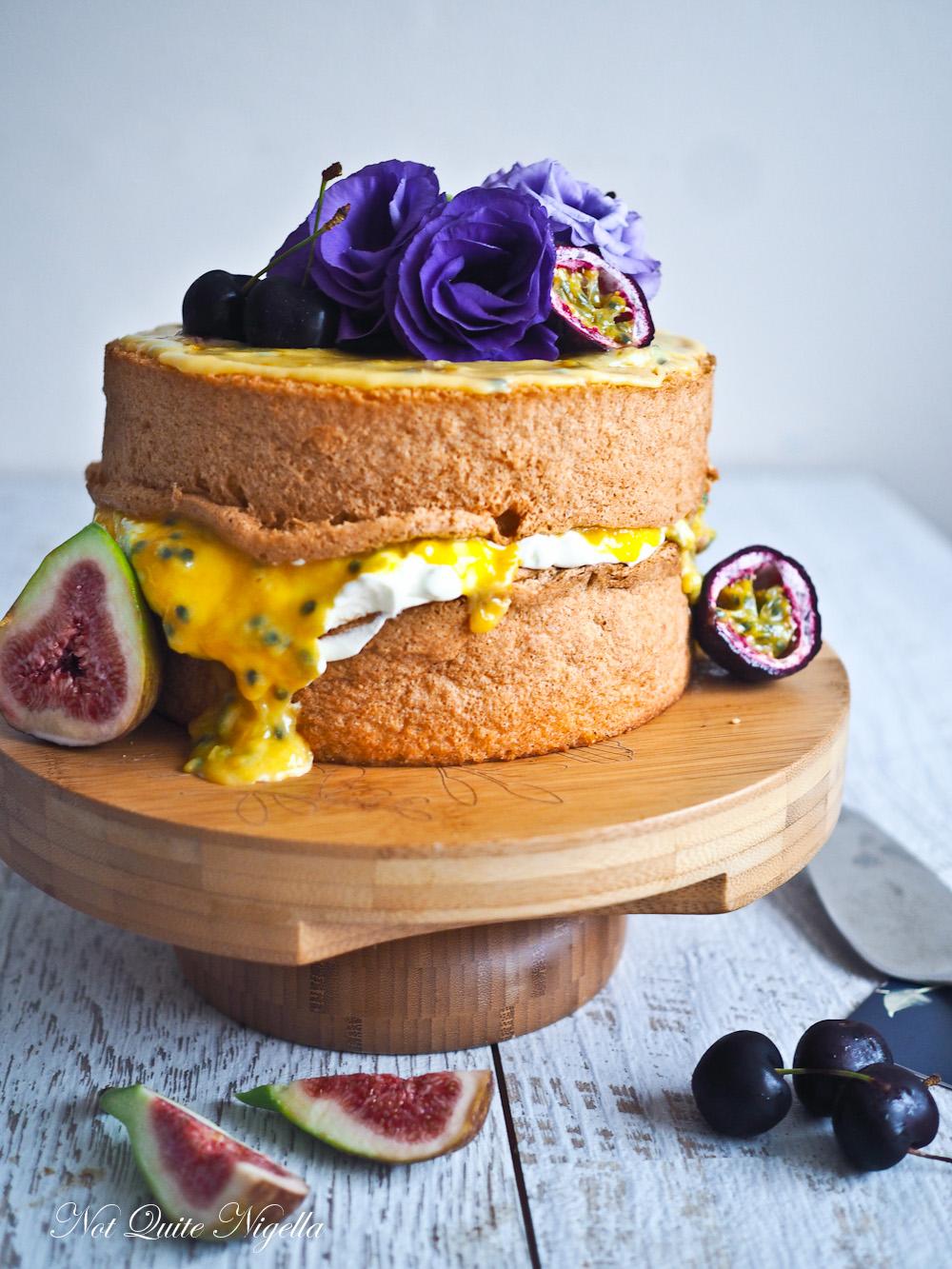 Top 5 Sponge Cakes