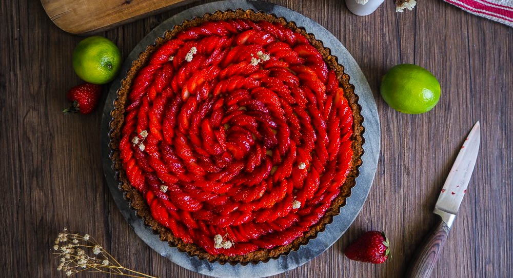 Top 5 Strawberry Pies