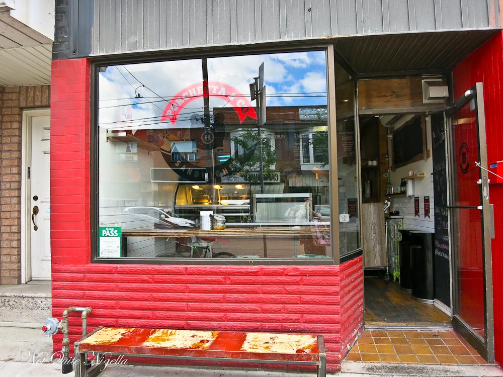 Toronto Ossington