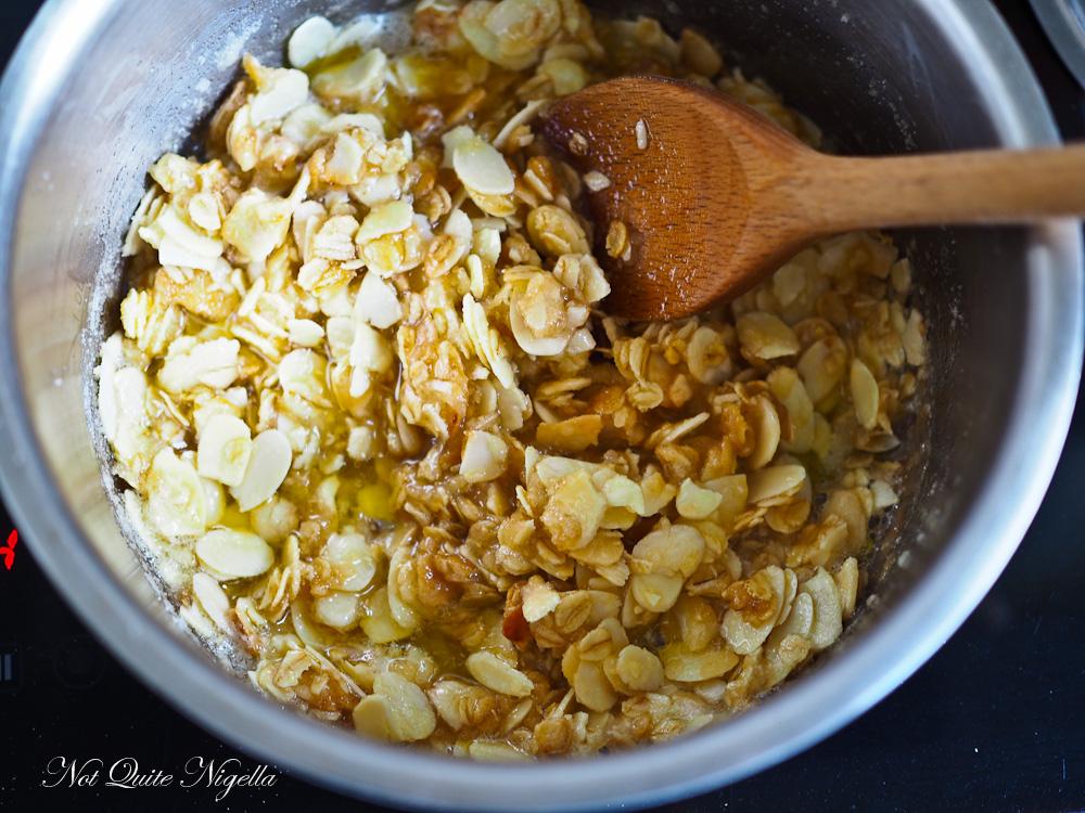 Toscakake Recipe