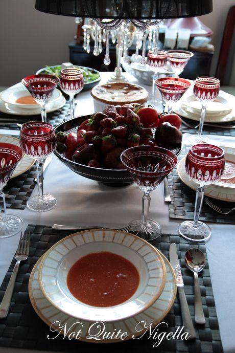 true blood dinner party