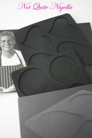 Tuiles & Taramasalata-Daring Bakers January 2009 challenge