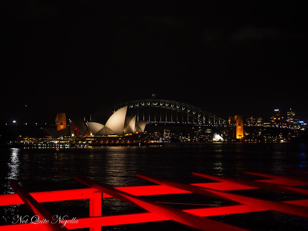 Turandot Sydney Harbour Handa Opera