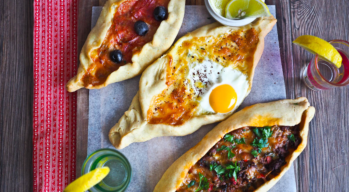How To Make Your Own Amazingly Delicious Turkish Pide!