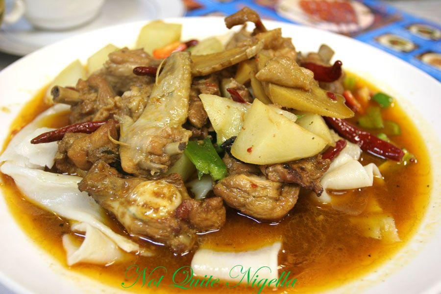Uighur Cuisine at Haymarket Shopanji