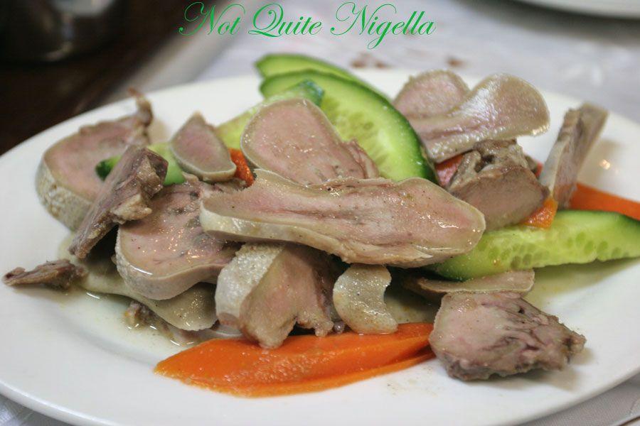 Uighur Cuisine at Haymarket Koy Tili Salat