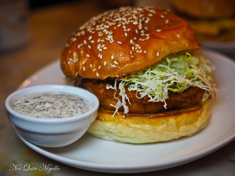 Ume Burger Surry Hills