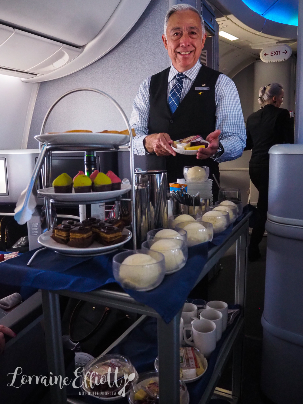 United Airlines Inaugural Melbourne to San Francisco Flight