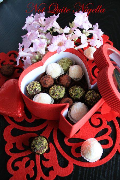 chocolate truffle cake 3