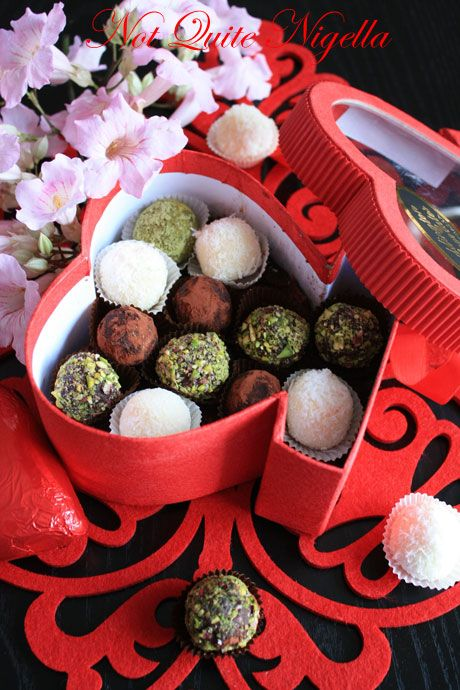 chocolate truffle cake 4