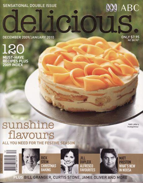 delicious cover