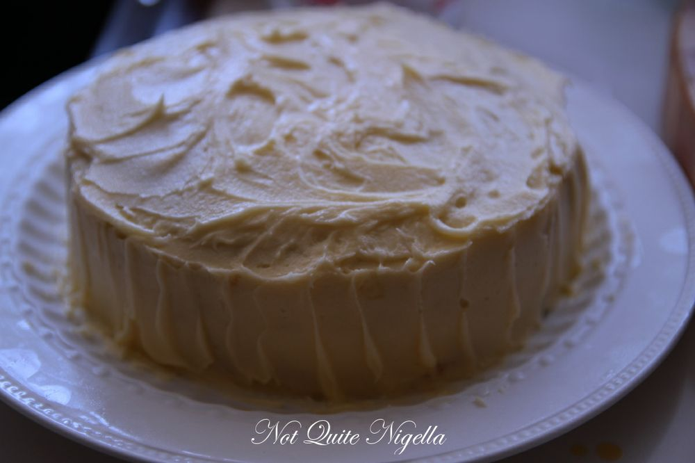 vegan vanilla cake-3