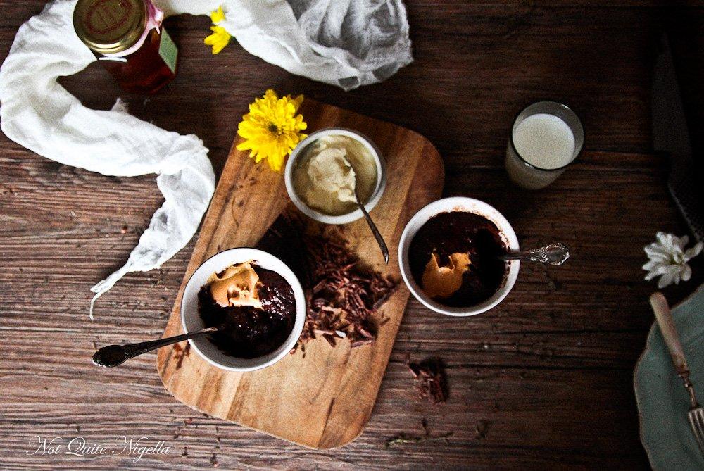 Peanut Minute Cakevegan 5 Chocolate Butter Mug Friendly SUzMVp