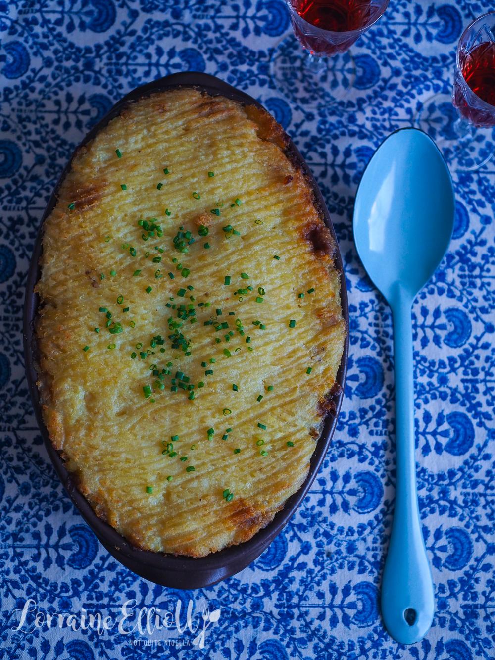 Vegan Vegetarian Shepherd's Pie