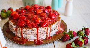 I Melt For You! Vegan Tiramisu Ice Cream Cake