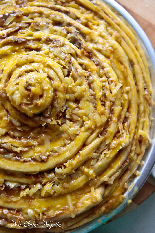 Cheese Vegemite Scroll recipe