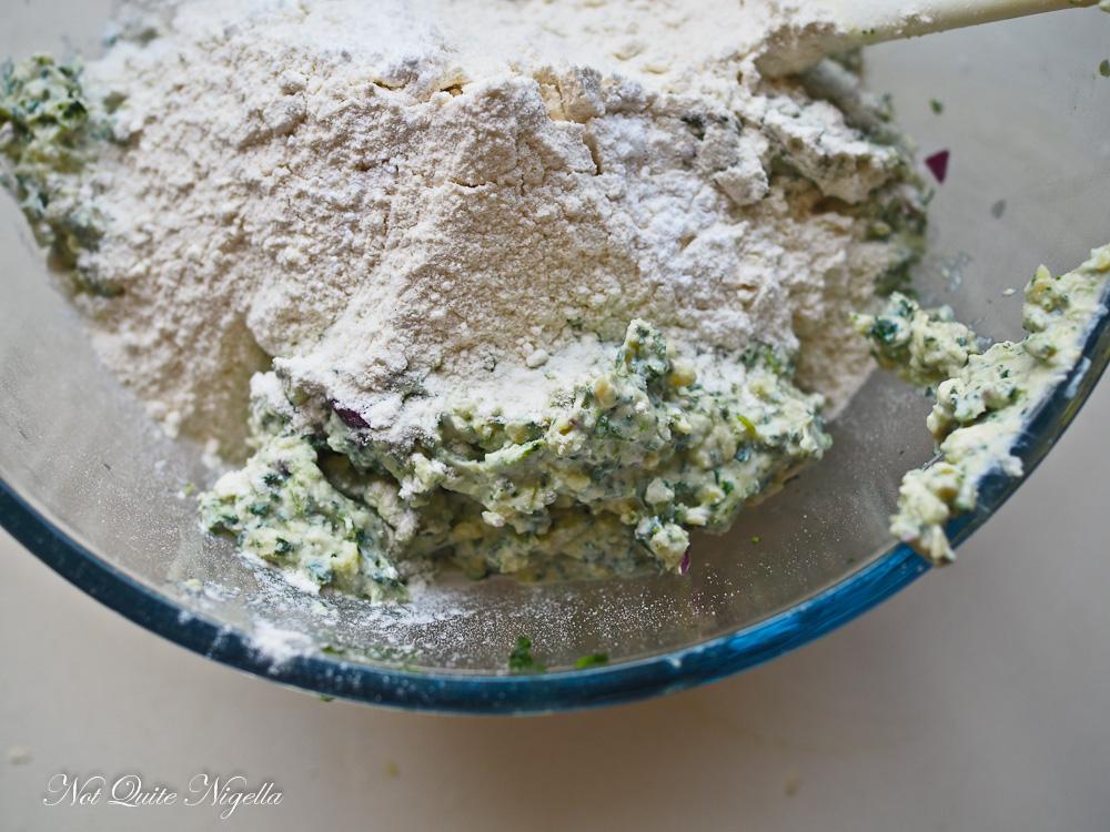 Ricotta Spinach Vegetarian Meatballs