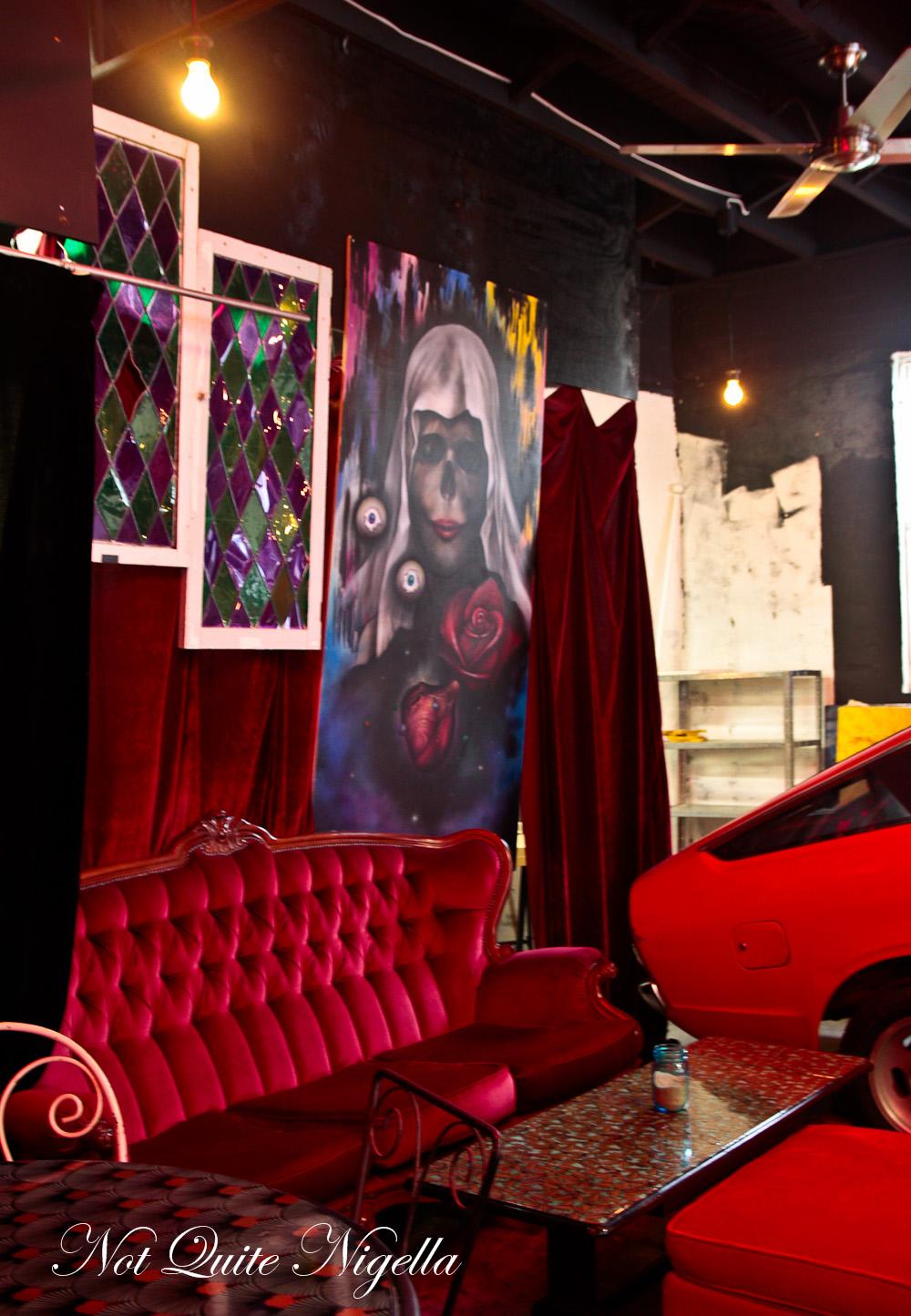 Velvet Garage St Peters
