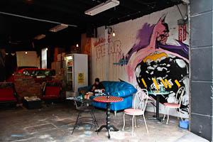 Velvet Garage, St Peters
