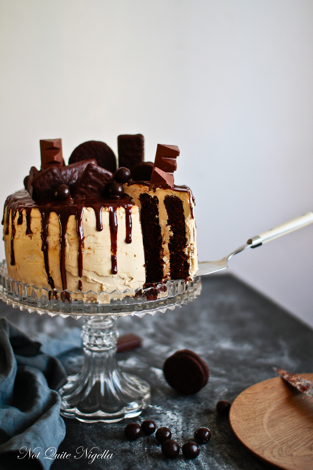 Vertical Cake Recipe