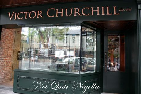 victor churchill woollahra 6