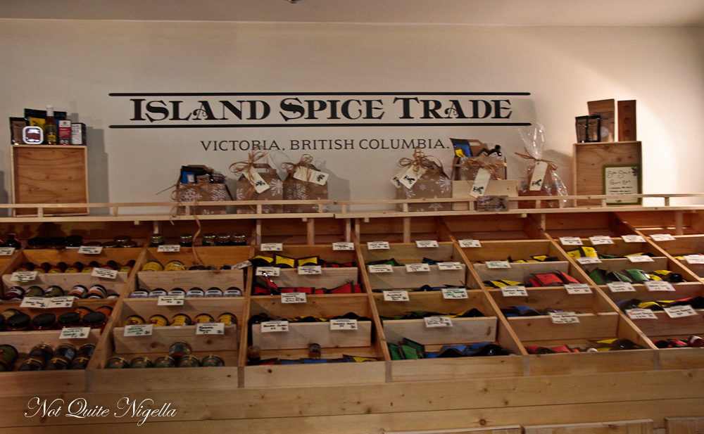 Victoria Canada Food