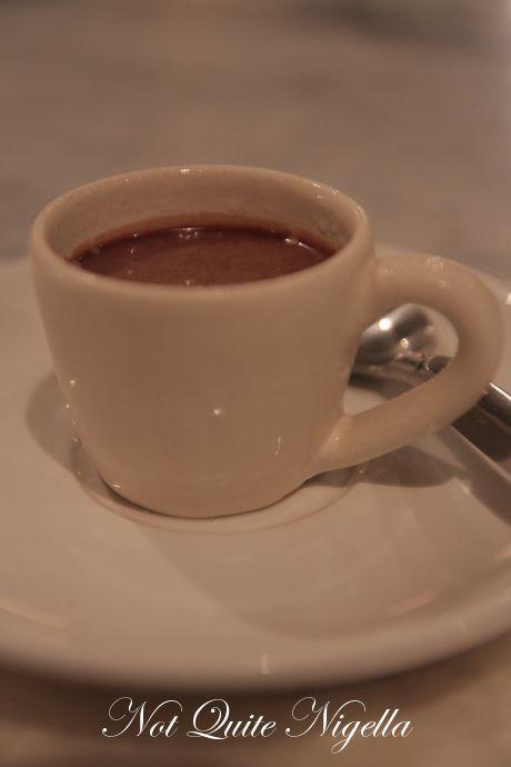 Chocolate Liqueur Shot
